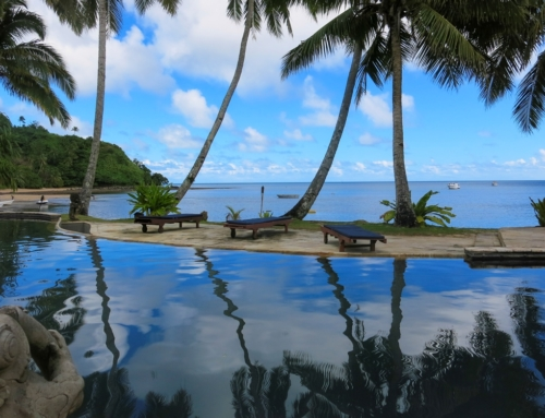 Beqa Lagoon Resort, Fiji Islands, October 4-14, 2022